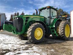 2006 John Deere 8330 MFWD Tractor