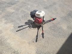 2015 GroundHog 2 Man Earth Drill
