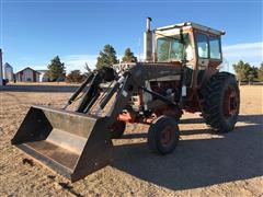 International 966 Farmall 2WD Tractor