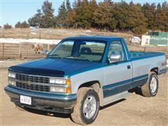 1993 Chevrolet K2500 Pickup