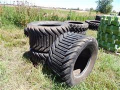 Bkt Flotation 648 Implement/Manure Spreader Tires