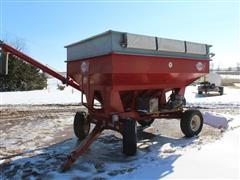E-Z Trail 4 Wheel Gravity Wagon