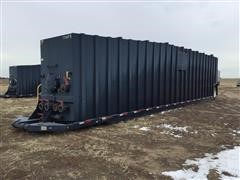 Pinnacle AL5601F 500 Barrel Frac Tank Trailer