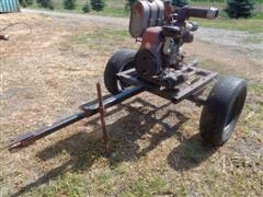 Corman Rupp 13A2 AENLD Pump