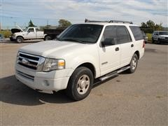 2008 Ford Expedition XLT 4X4 SUV