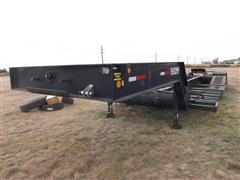 1998 Shop Made T/A Combine Trailer