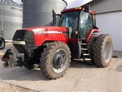 2001 Case IH MX220 MFWD Tractor