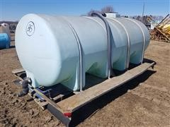 1,635 Gallon Poly Holding Tank
