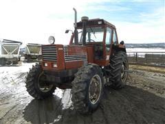 Hesston 1380DT MFWD Tractor