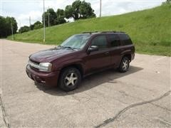 2006 Chevrolet Trailblazer LS 4X4 SUV
