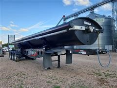 2006 SiDump'R Tri/A Side Dump Trailer