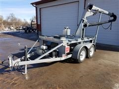 2012 ADS 2 Gate/Box Bulk Seed Buggy