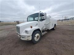 1995 Freightliner FL70 S/A Fuel Delivery Truck