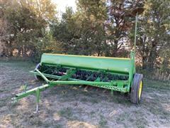 John Deere 8200 Fluted Feed Drill