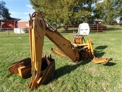 Davis D130 Skid Steer Backhoe