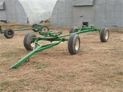 3-Non Torsion Anhydrous Tank Running Gears