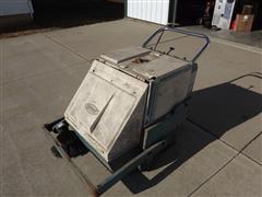 Tennant 186 Walk-Behind Power Sweeper