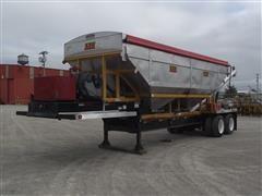 2013 Kbh TT1000 T/A Fertilizer Tender Trailer