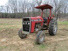 1976 Massey Ferguson 265 2WD Tractor