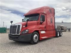 2015 Freightliner 125SLP Cascadia Evolution T/A Truck Tractor