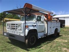 1986 GMC 6000 Bucket Truck