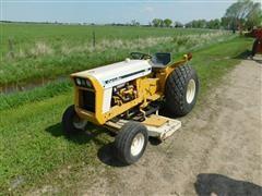 Cub Cadet 154 Lo-boy Compact Utility Tractor