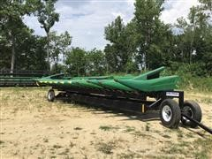 1998 John Deere 1293 12 Row Corn Head