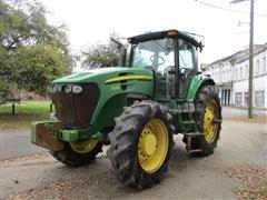2010 John Deere 7930 MFWD Tractor