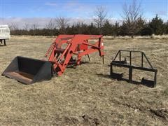 Great Bend 860 Front Loader