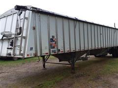 2012 Merritt 420X096X068X2C - X2AXH T/A Grain Trailer