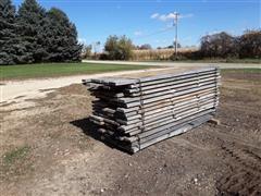 2017 White Pine 6 X 4 Lumber