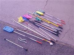 Sorting Sticks, Hot Shot And Calf Catchers