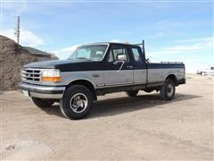 1994 Ford F-250 4x4 Extended Cab Pickup