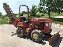 2001 Ditch Witch 3500DDLSB Trencher W/ Backfill Blade