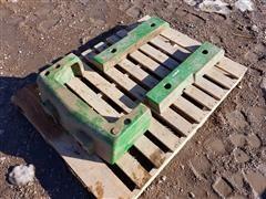 John Deere 4640 Frame Weights