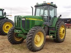 2003 John Deere 7810 MFWD Tractor
