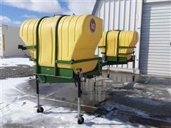 Big John 500 Gallon Saddle Tanks