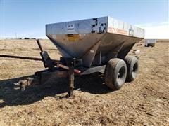 Tyler T/A Dry Fertilizer Spreader