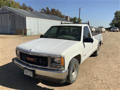 1996 GMC C15 Pickup