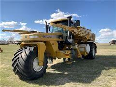AGCO TerraGator 8203 Dry Fertilizer Air Spreader