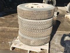 Michelin 275 80R 24.5 Truck Tires