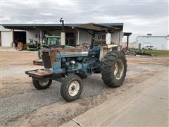 1981 Ford 5600 2WD Tractor