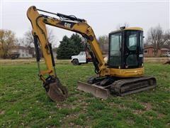 2003 Caterpillar 305CR Mini Excavator