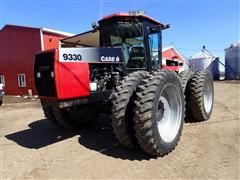 1998 Case IH 9330 4WD Tractor W/Outback Integrated Auto Steer