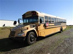 2008 Blue Bird 71 Passenger School Bus