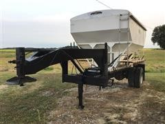 Doyle Fertilizer Tender Trailer