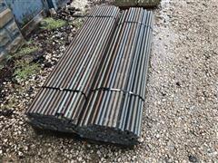 High Tensile Electric Fiberglass Fence Posts