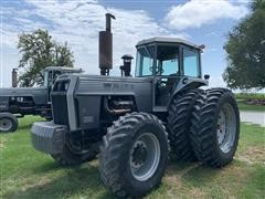 1980 White 2-180 Field Boss MFWD Tractor