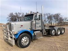 2012 Peterbilt 388 Tri/A Truck Tractor