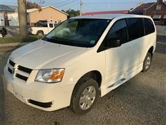 2010 Dodge Grand Caravan SE Handicap Accessible Van